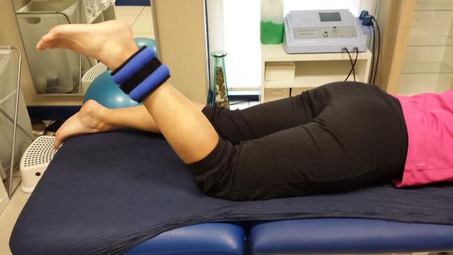 Rehabilitación fisioterapéutica de lesiones deportivas en la rodilla