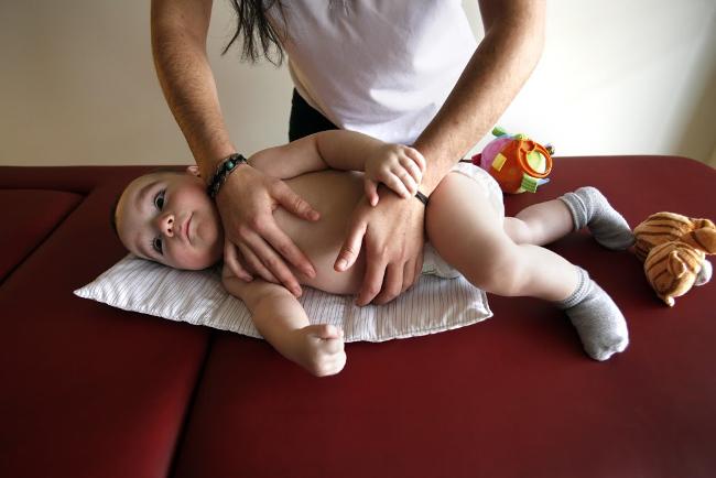 Servicio de fisioterapia respiratoria para niños en Majadahonda