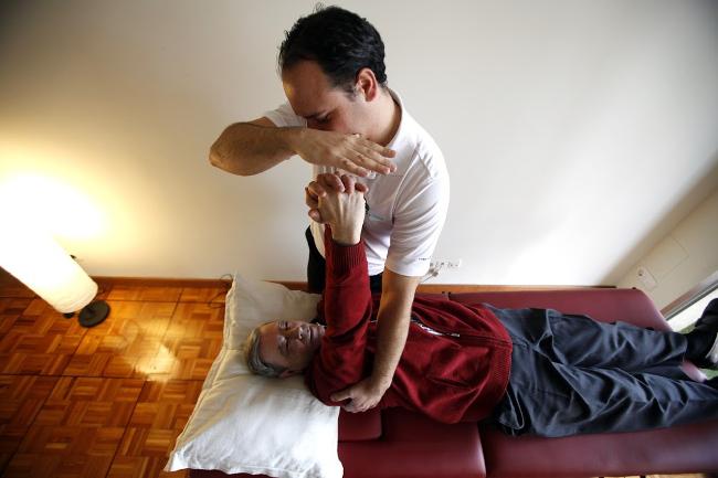 Tratamiento para enfermos de Alzheimer en Majadahonda
