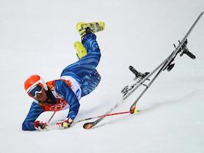 Cuidado con los deportes del invierno