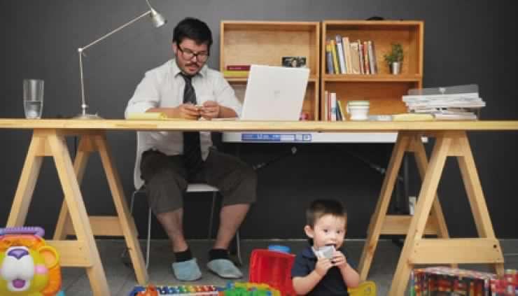 Ideas para mejorar tu postura trabajando desde casa